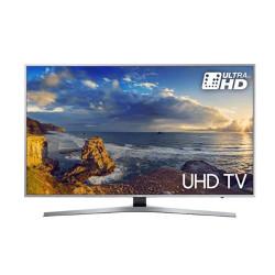 """TV LED Samsung UE55MU6400U - Classe 55"""" - 6 Series TV LED - Smart TV - 4K UHD (2160p) - HDR - UHD dimming - argenté(e)"""
