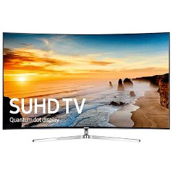 TV LED Samsung - Smart UE65KS9500 SUHD 4K Curvo