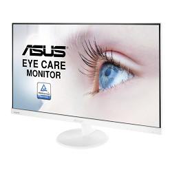 """Écran LED ASUS VC279H-W - Écran LED - 27"""" - 1920 x 1080 Full HD (1080p) - IPS - 250 cd/m² - 1000:1 - 5 ms - HDMI, DVI-D, VGA - haut-parleurs - blanc"""