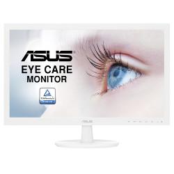 """Écran LED ASUS VS229NA-W - Écran LED - 21.5"""" - 1920 x 1080 Full HD (1080p) - 250 cd/m² - 5 ms - DVI-D, VGA - blanc"""