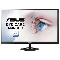"Écran LED ASUS VX279Q - Écran LED - 27"" (27"" visualisable) - 1920 x 1080 Full HD (1080p) - AH-IPS - 250 cd/m² - 5 ms - HDMI, VGA, DisplayPort - haut-parleurs - noir"