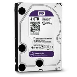 Hard disk interno WESTERN DIGITAL - Cs/hdd purple 4tb 3.5 sata 3gbs 64m