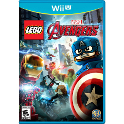 Videogioco Warner bros - LEGO Marvel's Avengers WII U