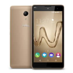 Smartphone Robby Gold Blu- wiko - monclick.it