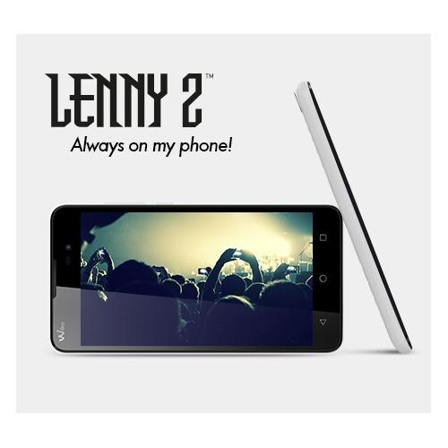 Smartphone Wiko - LENNY 2 DUAL SIM WHITE
