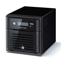 Foto Nas Ws5200dr0402w2e Buffalo Technology