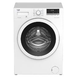 Lave-linge Beko WTV7532XW0 - Machine à laver - pose libre - largeur : 60 cm - profondeur : 50 cm - hauteur : 84 cm - chargement frontal - 7 kg - 1000 tours/min - blanc
