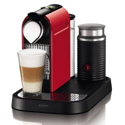 Macchina da caffè Krups - Nespresso new citiz milk xn7305k