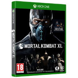 Videogioco Warner bros - Xone mortal kombat xl