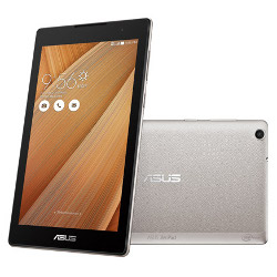 "Tablette tactile ASUS ZenPad C 7.0 Z170CG - Tablette - Android 5.0 (Lollipop) - 16 Go - 7"" IPS (1024 x 600) - Logement microSD - 3G - métallique aurore"