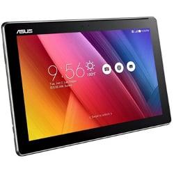 """Tablette tactile ASUS ZenPad 10 Z300M - Tablette - Android 6.0 (Marshmallow) - 16 Go - 10.1"""" IPS (1280 x 800) - Logement microSD - gris foncé"""