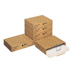 Raccoglitore King Mec - Cartella a scatola 40200