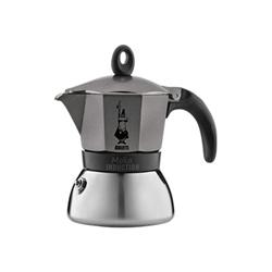 Macchina da caffè Bialetti - Moka Induzione Antracite 3 Tazze
