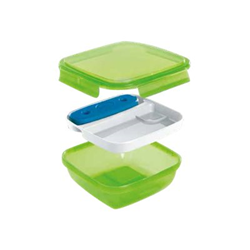 Contenitore SNIPS - Ice Lunch Box 1,5L Verde