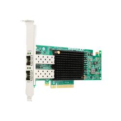 Lenovo - Emulex vfa5.2 - adattatore di rete - pcie 3.0 x8 - 10gb ethernet x 2 00ag570