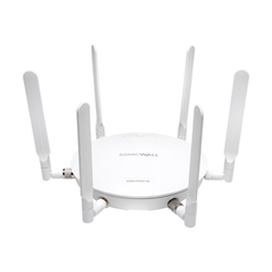 Router SonicWall - Sonicpoint ace poeinj 4pk 24x7s 3y
