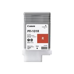 Serbatoio Canon - Pfi-101 r - rosso - originale - serbatoio inchiostro 0889b001
