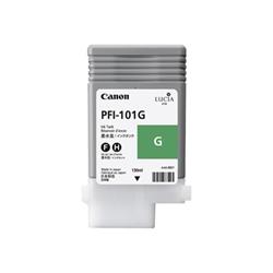 Serbatoio Canon - Pfi-101 g - verde - originale - serbatoio inchiostro 0890b001