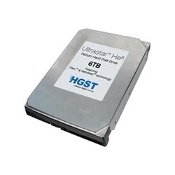 Hard disk interno HGST - Wd ultrastar he6 hus726060als640 - hdd - 6 tb - sas 6gb/s 0f18370