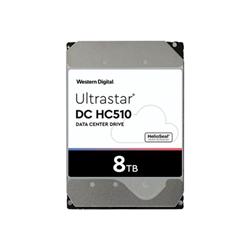 Hard disk interno HGST - Wd ultrastar dc hc510 huh721008ale600 - hdd - 8 tb - sata 6gb/s 0f27610