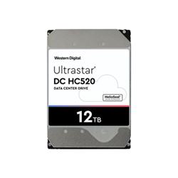 Hard disk interno HGST - Wd ultrastar dc hc520 huh721212aln600 - hdd - 12 tb - sata 6gb/s 0f30141