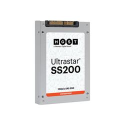 SSD HGST - Wd ultrastar ss200 sdll1dlr-960g -cca1 - ca1 - ssd - 960 gb - sas 12gb/s 0ts1396
