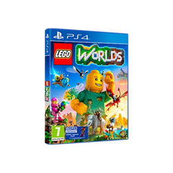 Videogioco Lego Worlds PS4