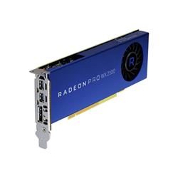 Scheda video Sapphire - Radeon pro wx 2100 2gb gddr5