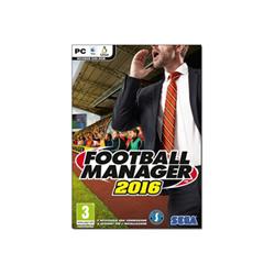 Videogioco Koch Media - Football manager 2016 Pc