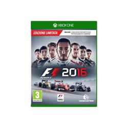 Videogioco Koch Media - F1 2016 Xbox one