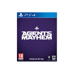Videogioco Koch Media - Agents of mayhem Ps4