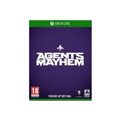 Videogioco Koch Media - Agents of mayhem Xbox one