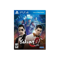 Videogioco Koch Media - YAKUZA 0 - PS4