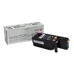 Toner Xerox - Workcentre 6027 - magenta - originale - cartuccia toner 106r02757
