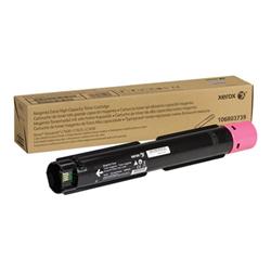 Toner Xerox - Versalink c7020/c7025/c7030 - extra high capacity - magenta 106r03739