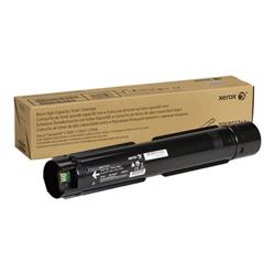 Toner Xerox - Versalink c7020/c7025/c7030 - alta capacità - nero - originale 106r03741
