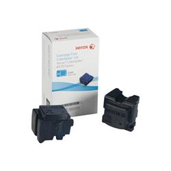 Inchiostro solido Xerox - Colorqube 8580 - 2 - ciano - inchiostri solidi 108r00931