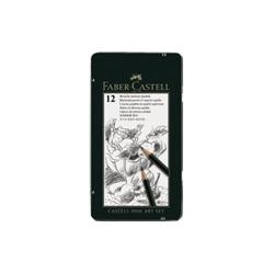 Matita Faber Castell - Art set 12 matite