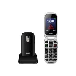 Telefono cellulare Saiet - Unico+ nero