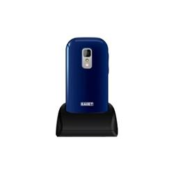Telefono cellulare Saiet - Unico+ blu lucido