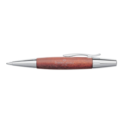 Penna Faber Castell - Penna chrome wood  0 7 mm