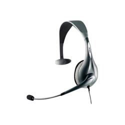 Jabra UC Voice 150 MS Mono - Casque - sur-oreille - gris