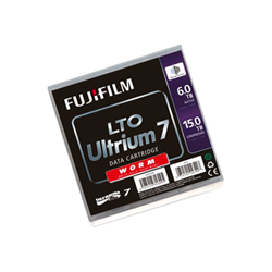 Supporto storage Fujifilm - Lto 7 ultrium 6tb/15tb worm