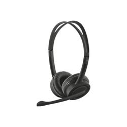 Cuffie con microfono Trust - MAURO USB HEADSET