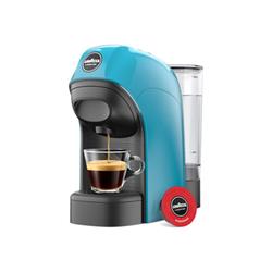 Macchina da caffè Lavazza - Macch caffe capsule ciano tiny a mo