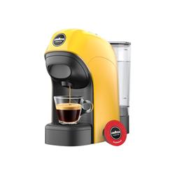 Macchina da caffè Lavazza - Macch caffe capsule gialla tiny a m