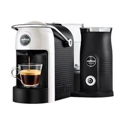 Macchina da caffè Lavazza - Jolie & Milk Macchina caffè Cappuccinatore Bianco