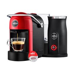Macchina da caffè Lavazza - Macch caffe capsule cappuccin rossa