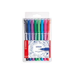 Penna Stabilo - Sensor - penna a punta sottile 189/8
