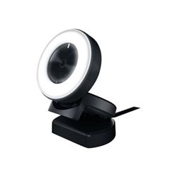 Webcam Razer - Kiyo - webcam rz19-02320100-r3m1